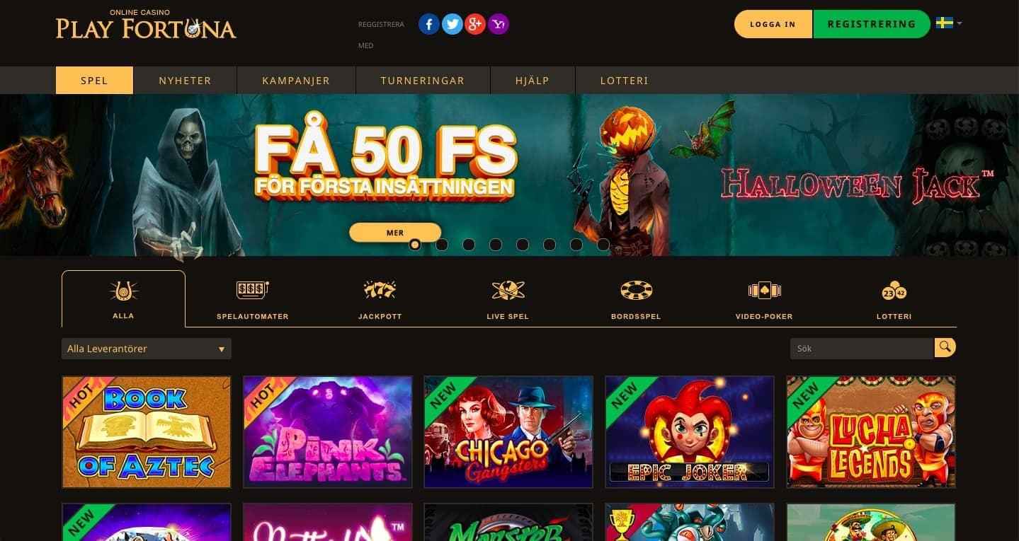 💻 Официальный сайт casino Play Fortuna вход и регистрация