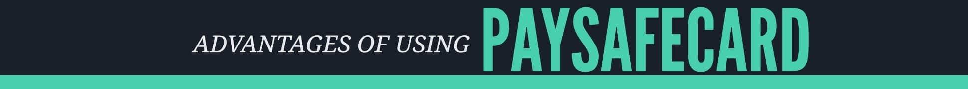 Paysafecard Casino 2018 – att använda paysafecard på casinon